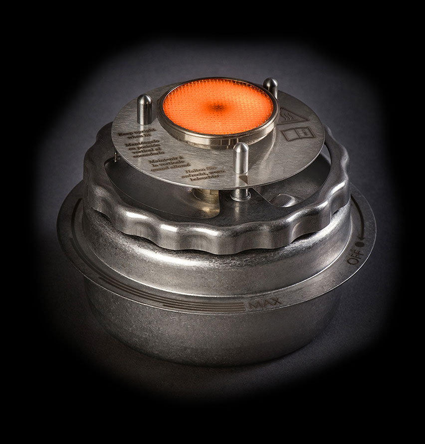 EcoBurner Fuel Pot