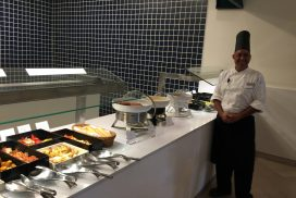 EcoServe replacement to chafing dishes