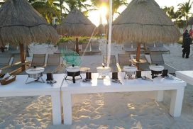 Finest Resorts on the beach in Cancun, Mexico